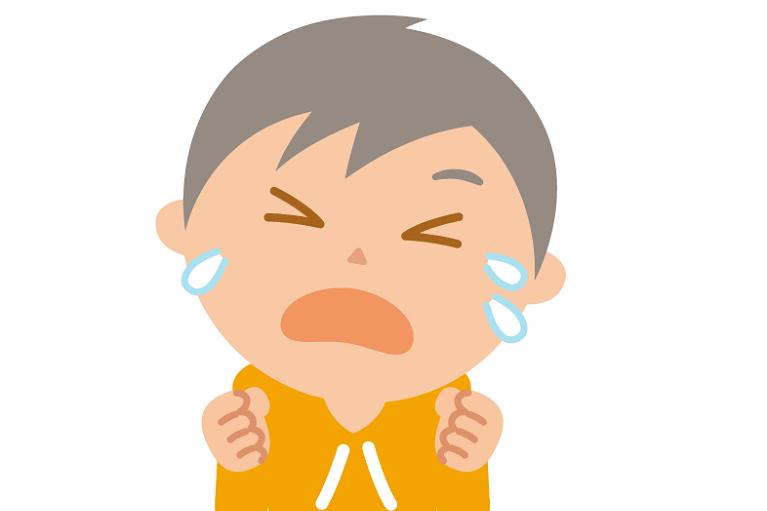 目や口などの症状
