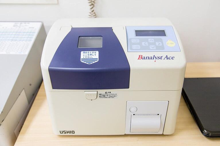 迅速血液検査