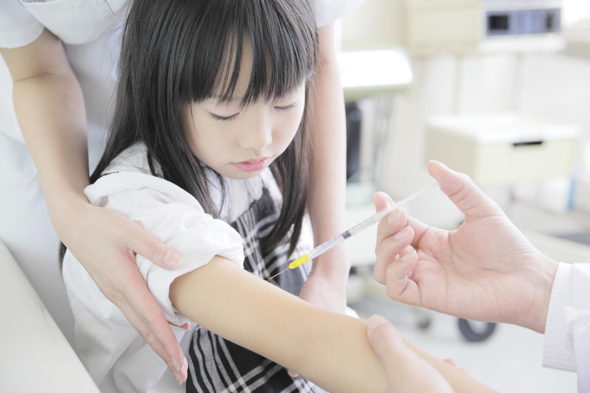 インフルエンザ予防接種|神戸市、梶山小児科・アレルギー科